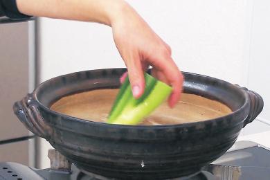 お肌つやつやコラーゲン鍋