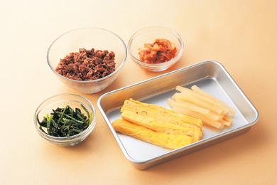 キムパプ(韓国のり巻き)