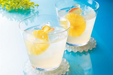 レモンジンジャーサワー
