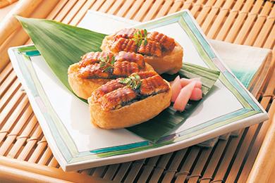 うなぎのいなり寿司