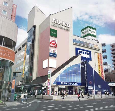 デリシア 松本駅前店   デリシア -DELiCiA-
