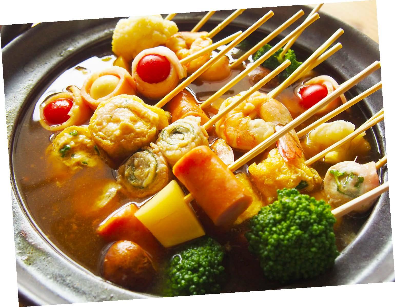 和風カレー串鍋